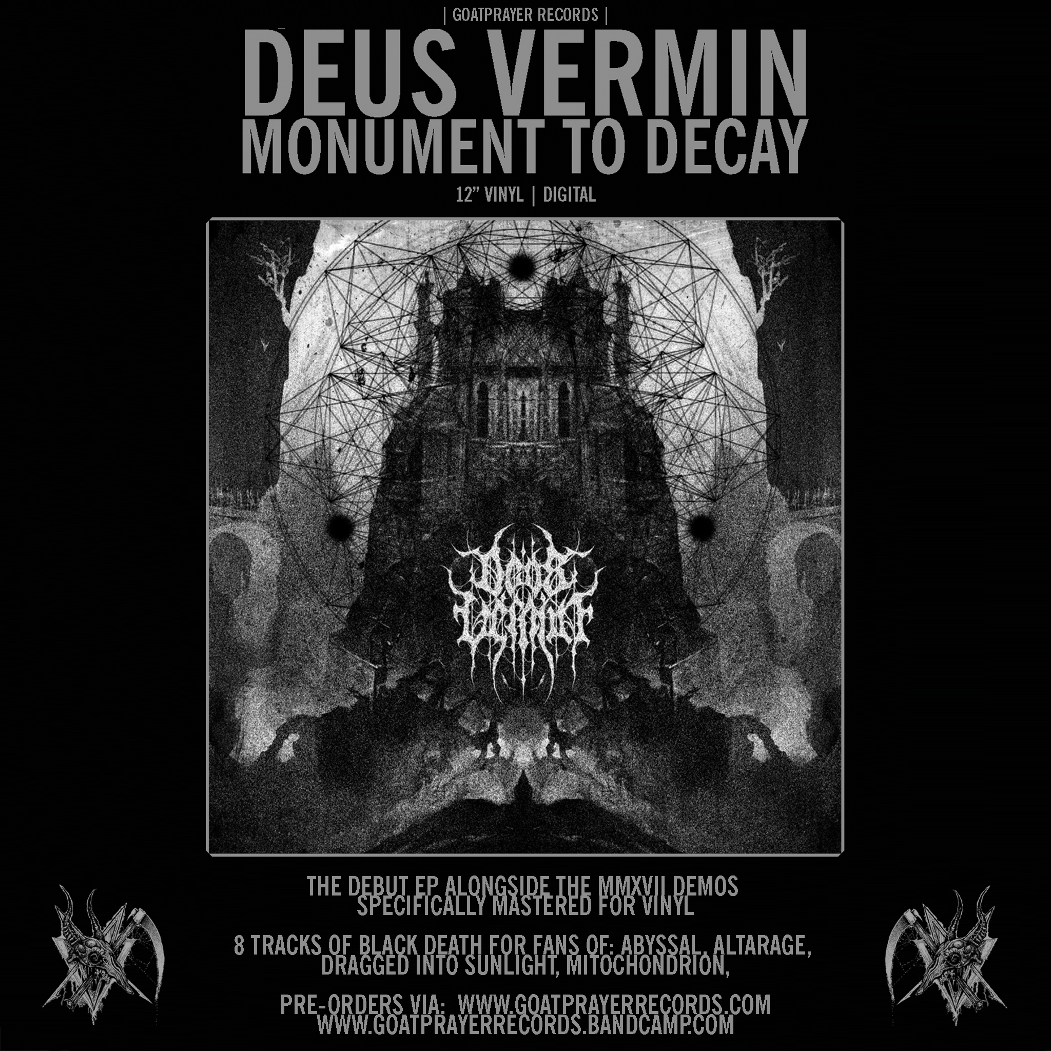 deus vermin announcement
